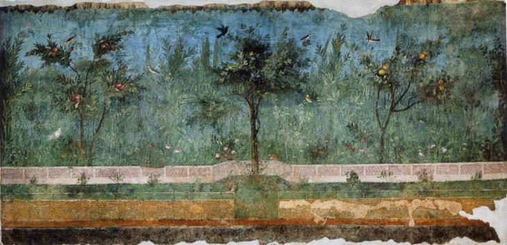Villa Livia Pompeii